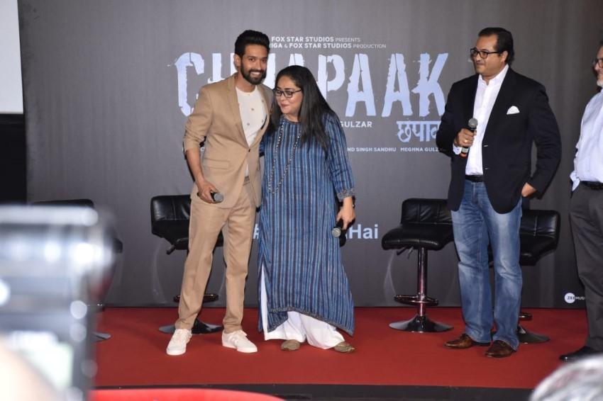 Chhapaak Movie Trailer Launch Photos
