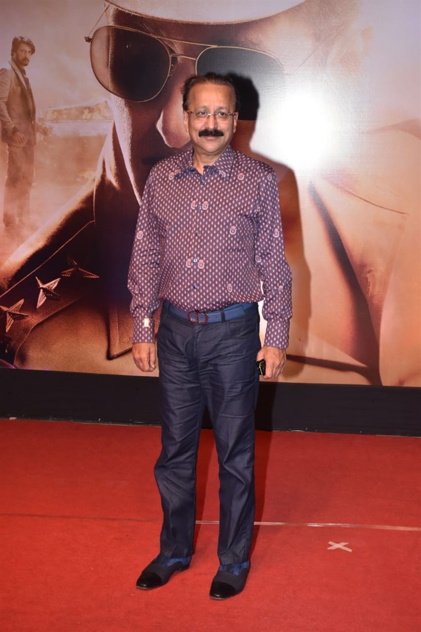 Dabangg 3 Special Screening Photos