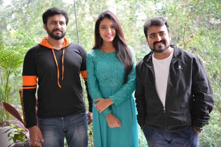 Hagalu Kanasu Press Meet Photos