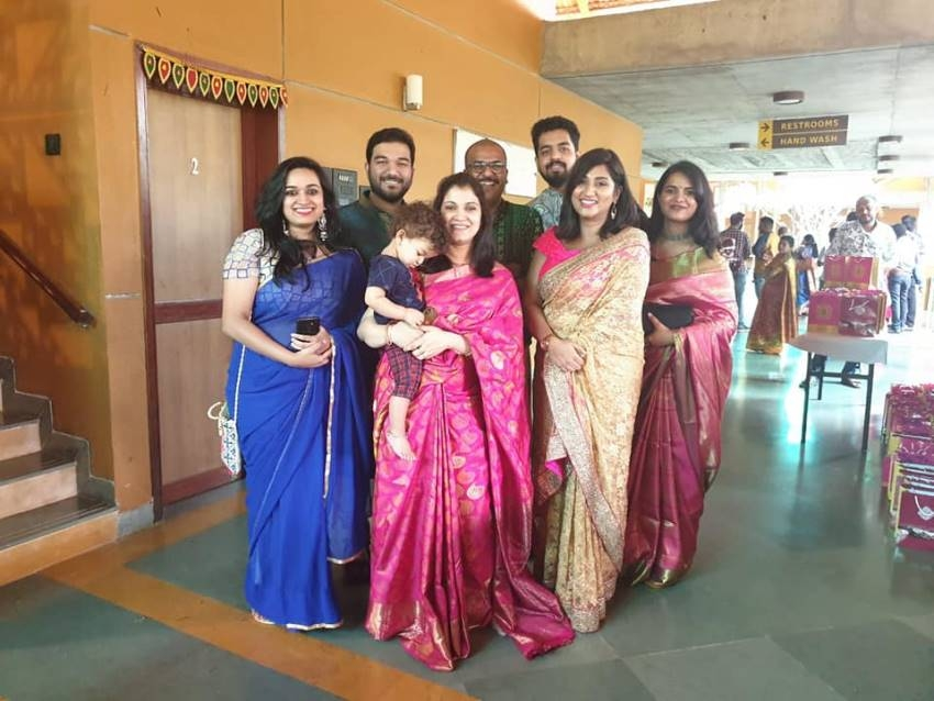 Hitha Chandrashekar And Kiran Srinivas Wedding Photos