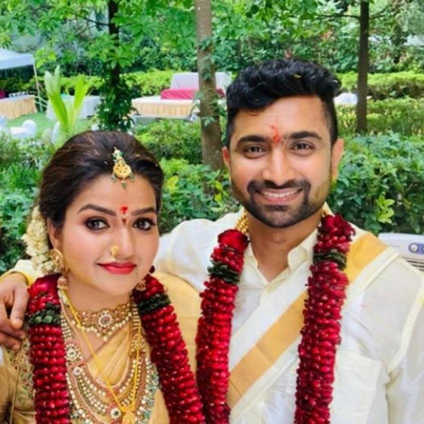 Nithya Ram & Gowtham Marriage Photos