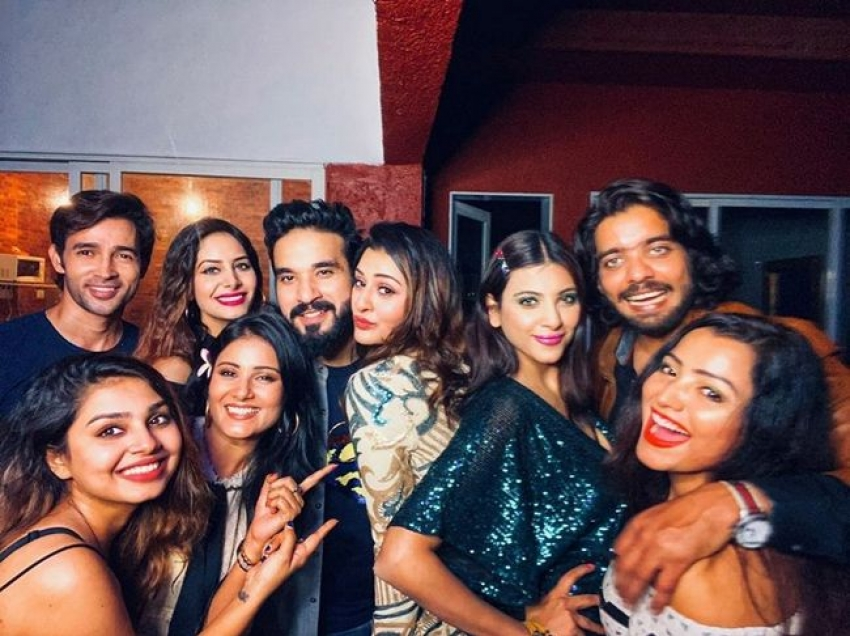Payal Rajput Birthday Celebration Photos
