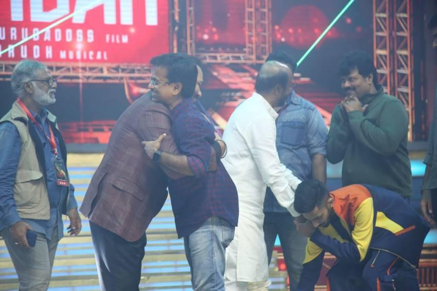 Rajinikanth's Darbar Movie Audio Launch Photos