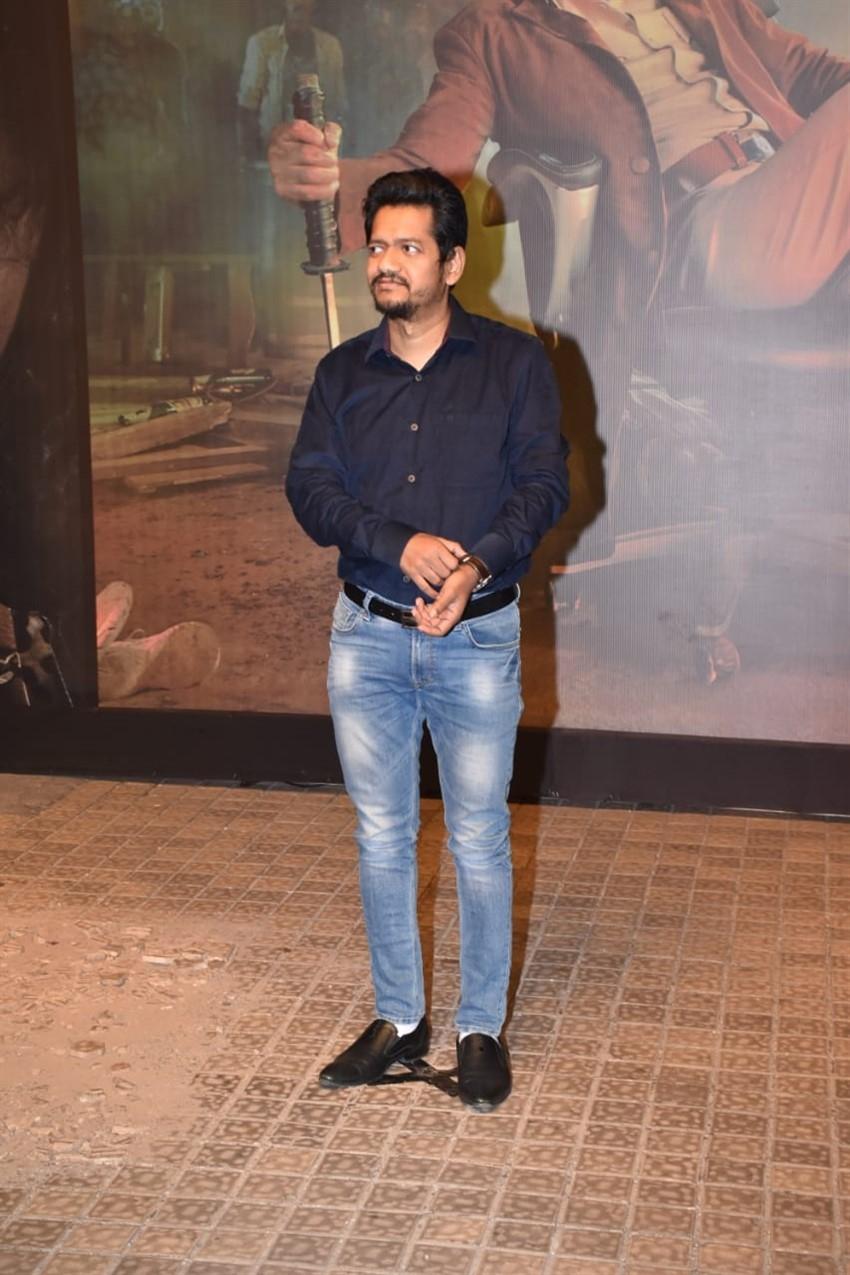 Rajinikanth, Sunil Shetty & Others At Darbar Trailer Launch In Mumbai Photos