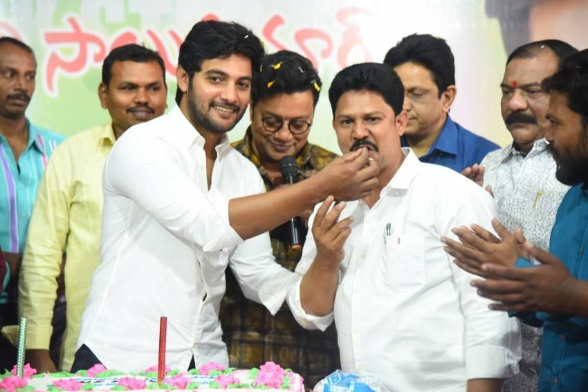 Rock Star Aadi Sai Kumar Birthday Celebration Photos