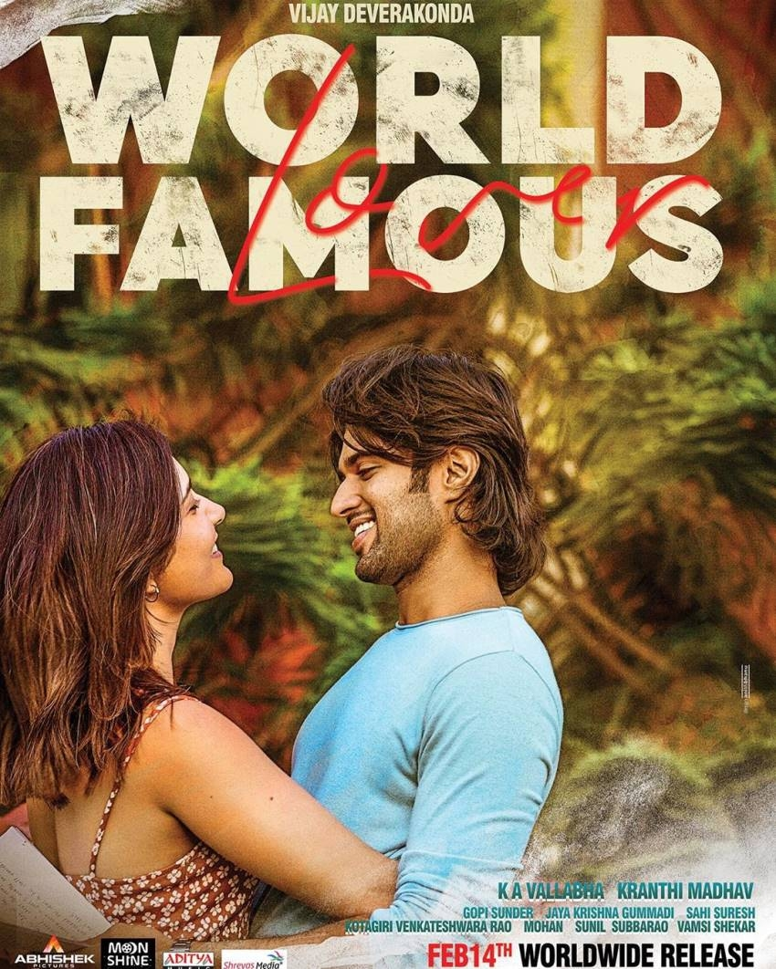 World Famous Lover Photos
