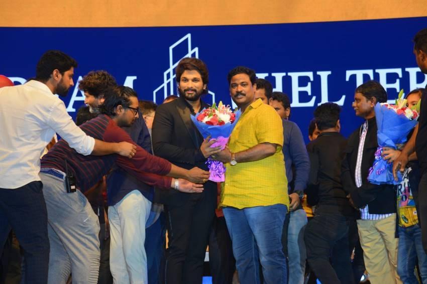 Ala Vaikuntapuramlo Movie Success Celebrations Photos