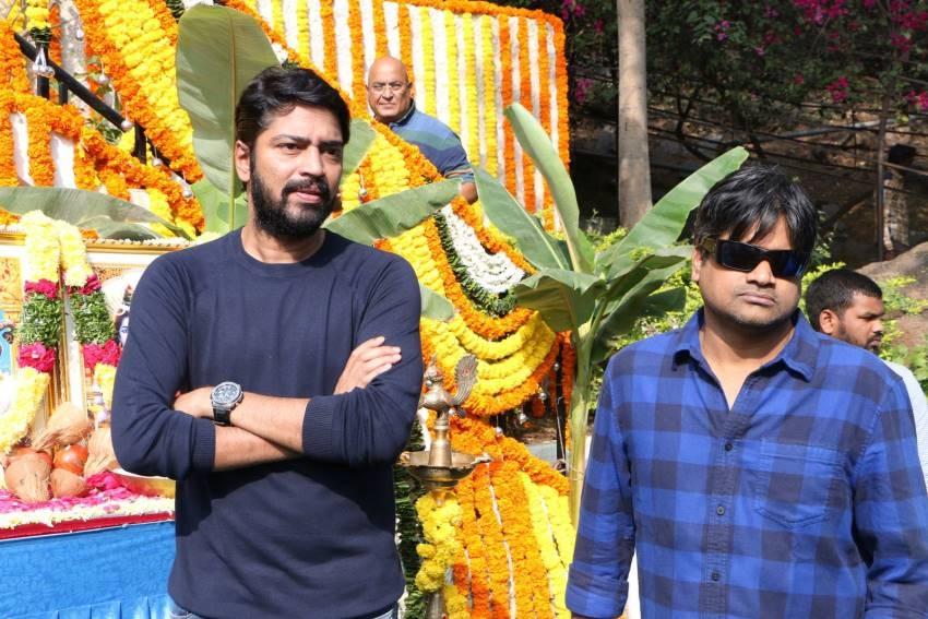 Allari Naresh Naandhi Movie Opening Photos