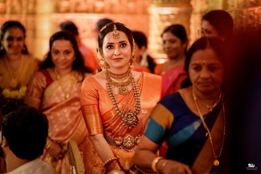Bhama And Arun Wedding Photos