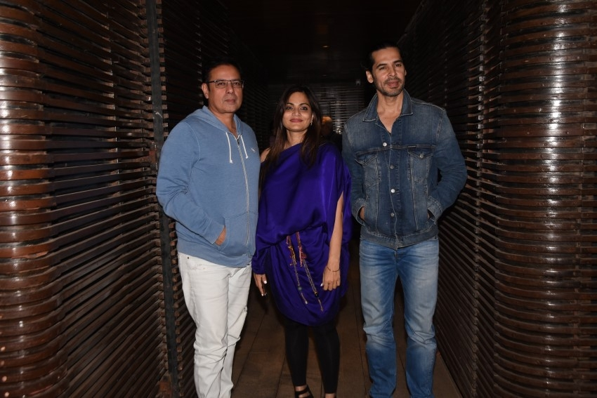 Celebs at Ali Abbas Zafar's birthday bash Photos