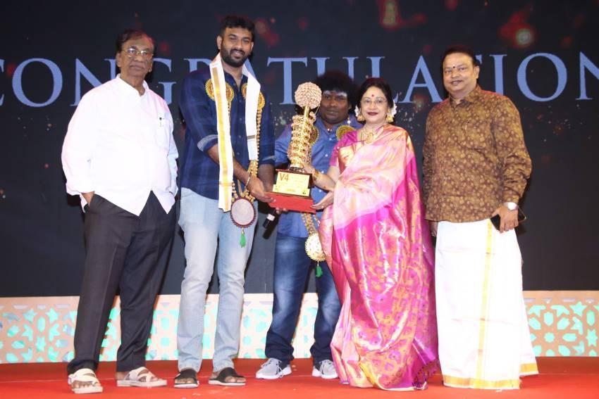 MGR - Sivaji Academy Awards 2020 Photos