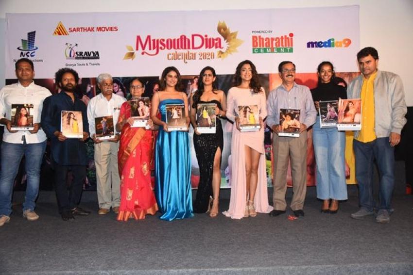 MySouthDiva 2020 Calendar launch Photos