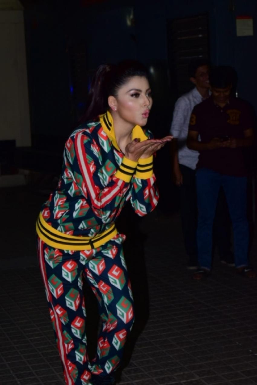 Street Dancer 3 Special Screening In Mumbai Photos