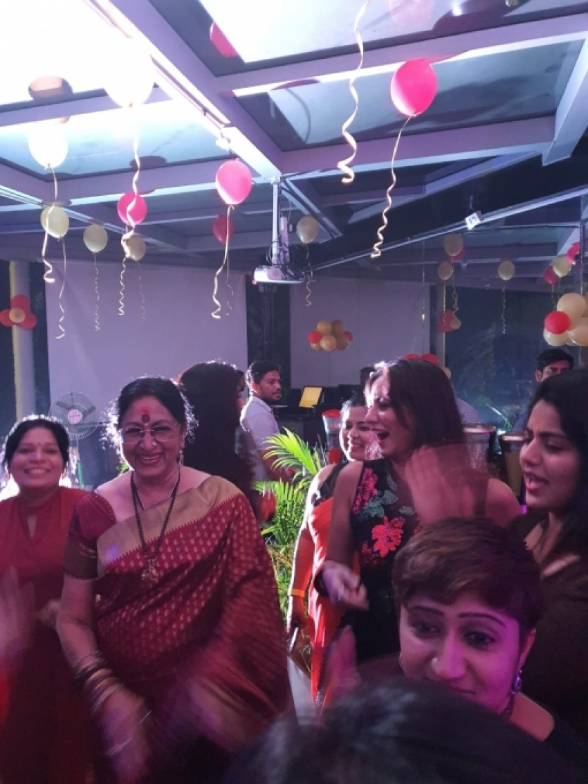 Anirudh Birthday Celebration Photos