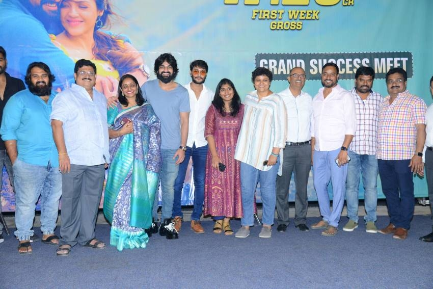 Aswathama Movie Successmeet Photos