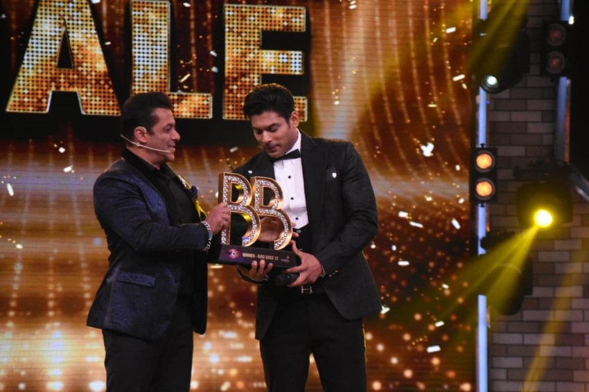 Bigg Boss 13 winner Sidharth Shukla Photos