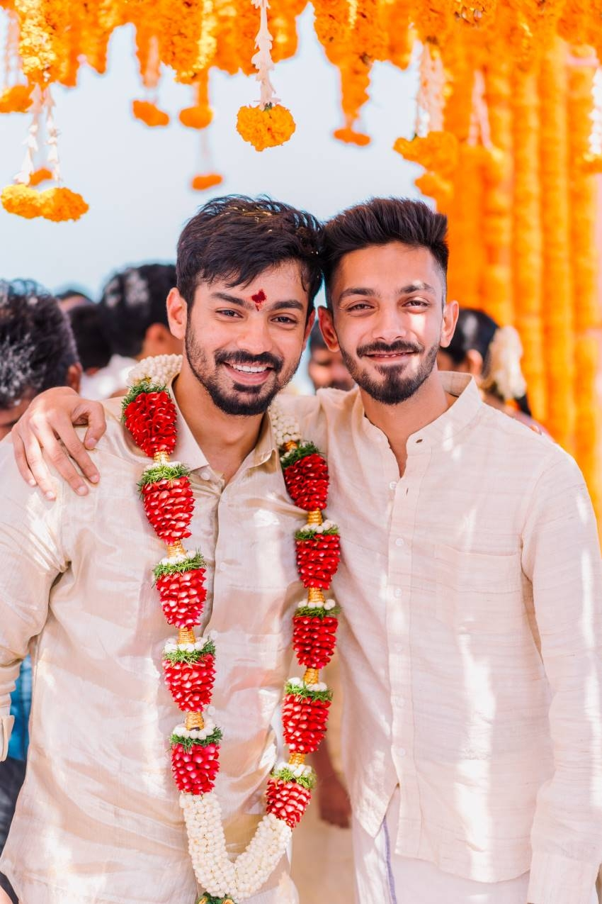 Bigg Boss Fame Mahat And Model And Beauty Queen Prachi Mishra Wedding Photos