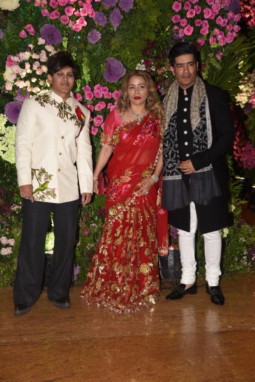 Celebs at Armaan Jain's Wedding Photos