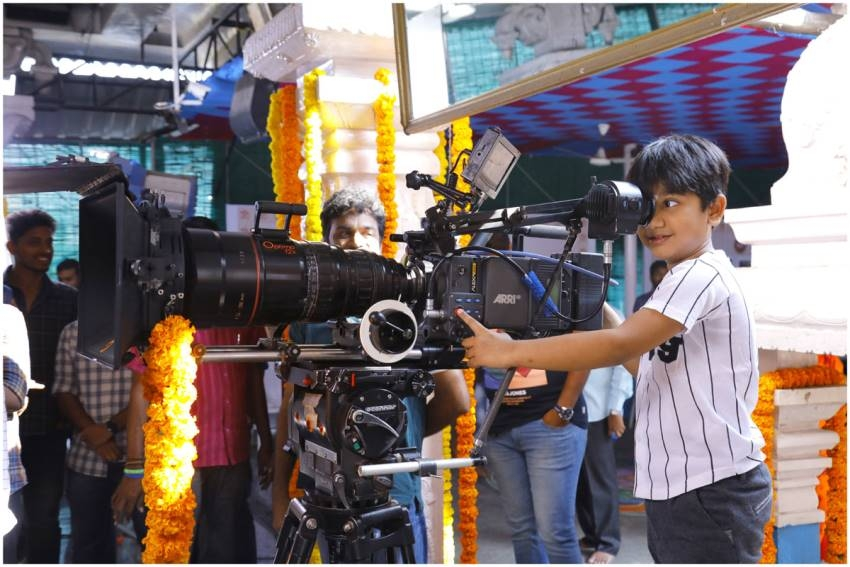 Chaavu Kaburu Challagaa Movie Opening Photos
