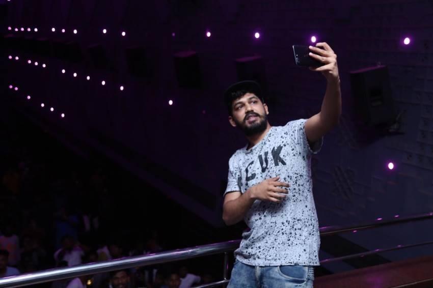 FDFS Celebration Naan Sirithal Photos