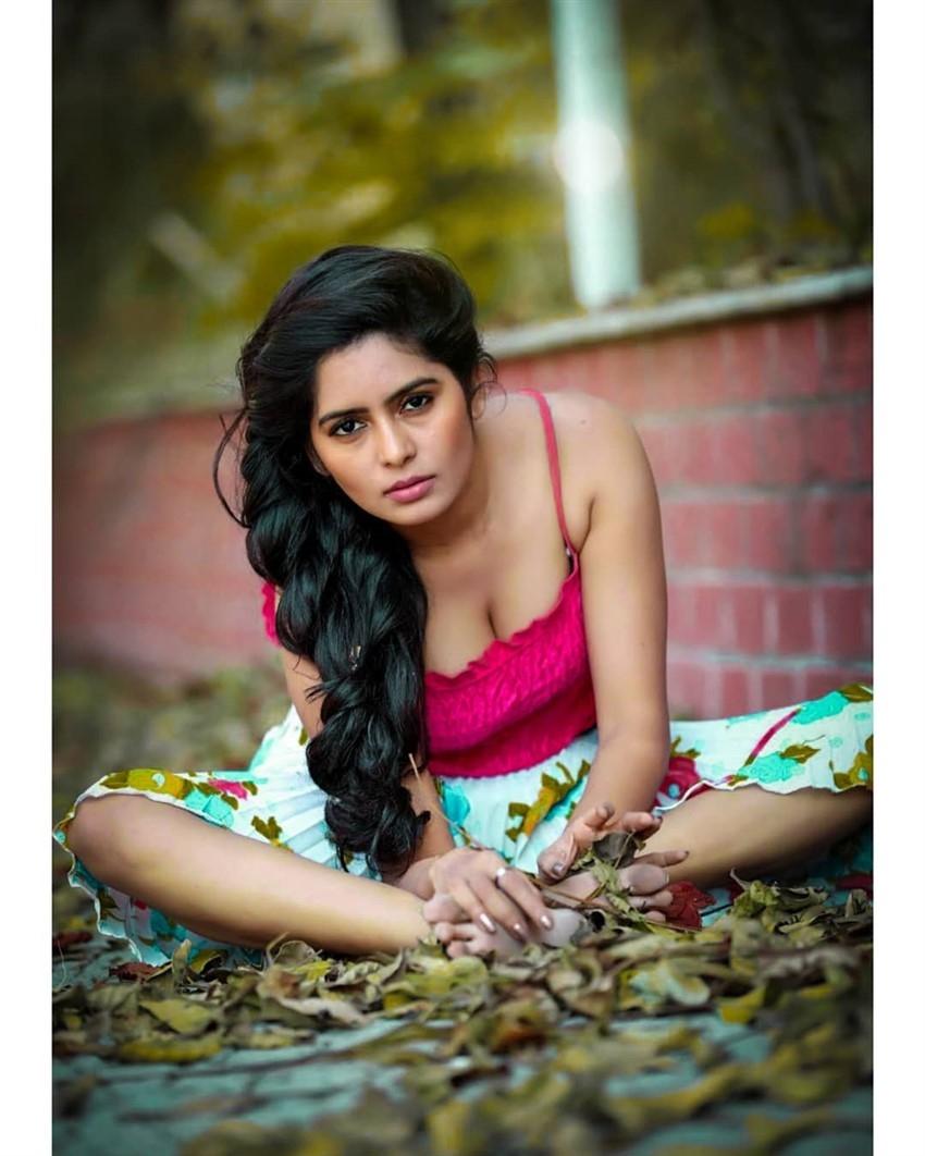 Madhumitha Krishna Photos