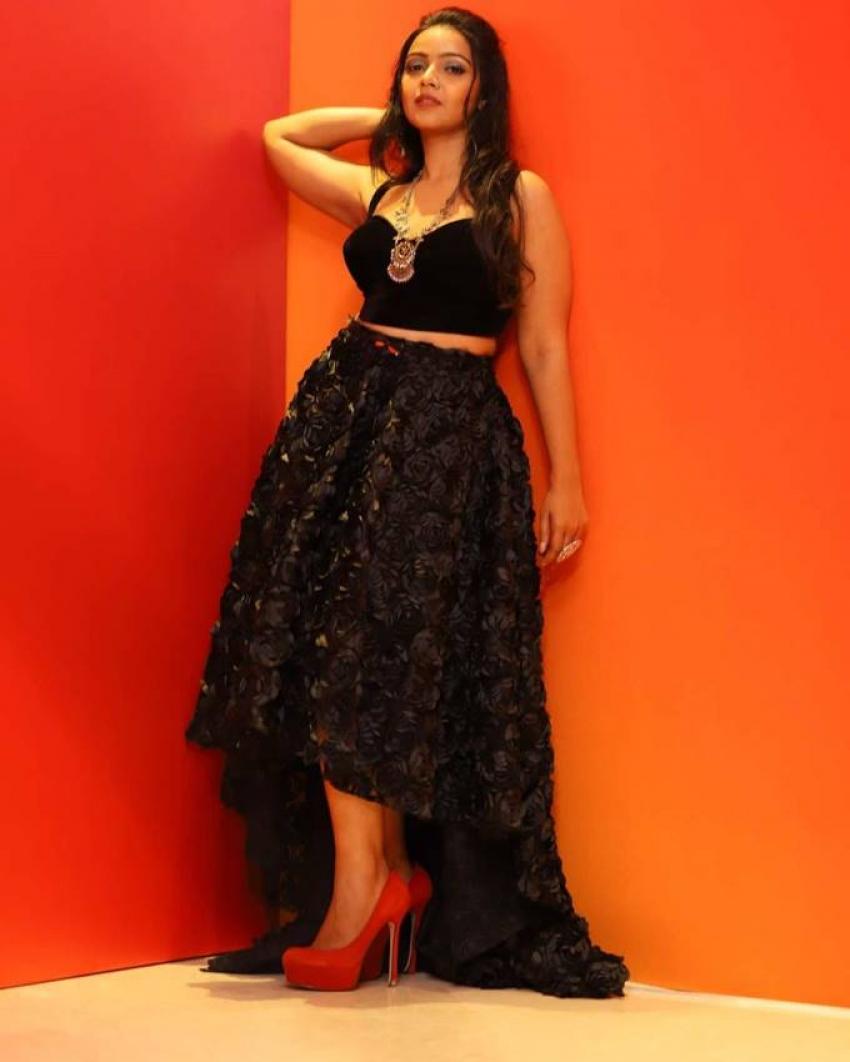 Nitya Shetty Photos