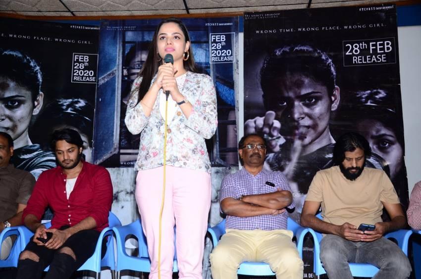 Raahu Movie Success Meet Photos