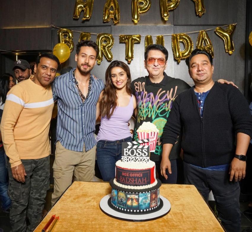 Sajid Nadiadwala Birthday Celebration Photos