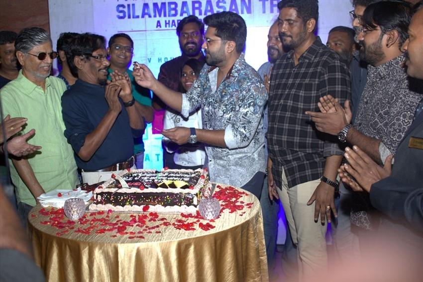 Simbhu Birthday celebration Photos