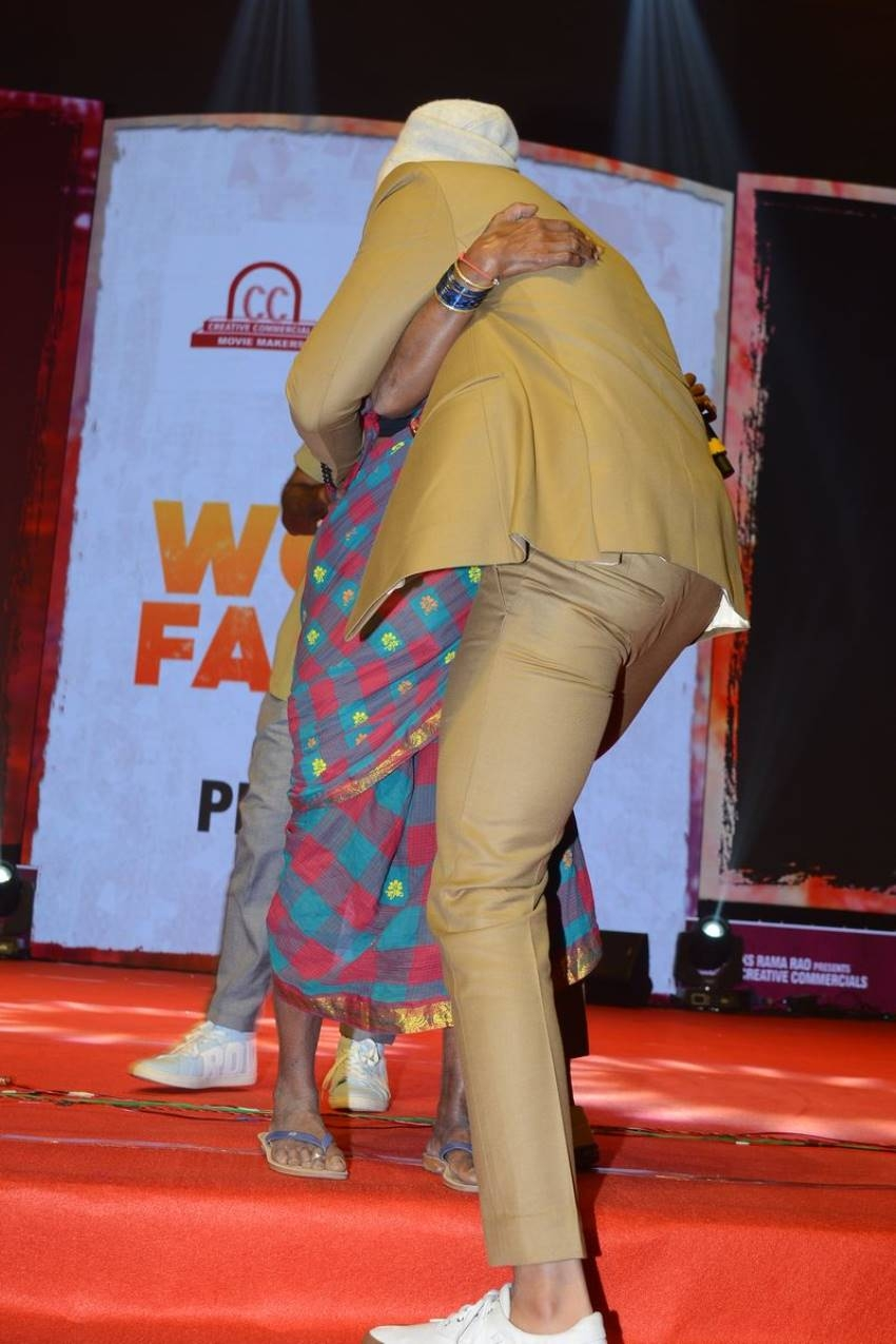 World Famous Lover Pre Release Event Photos