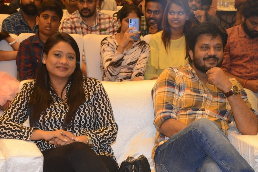 World Famous Lover Trailer Launch Photos