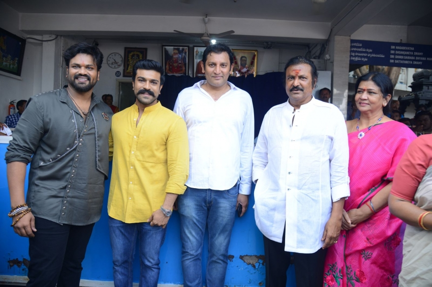 Aham Brahmasmi Movie Opening Photos