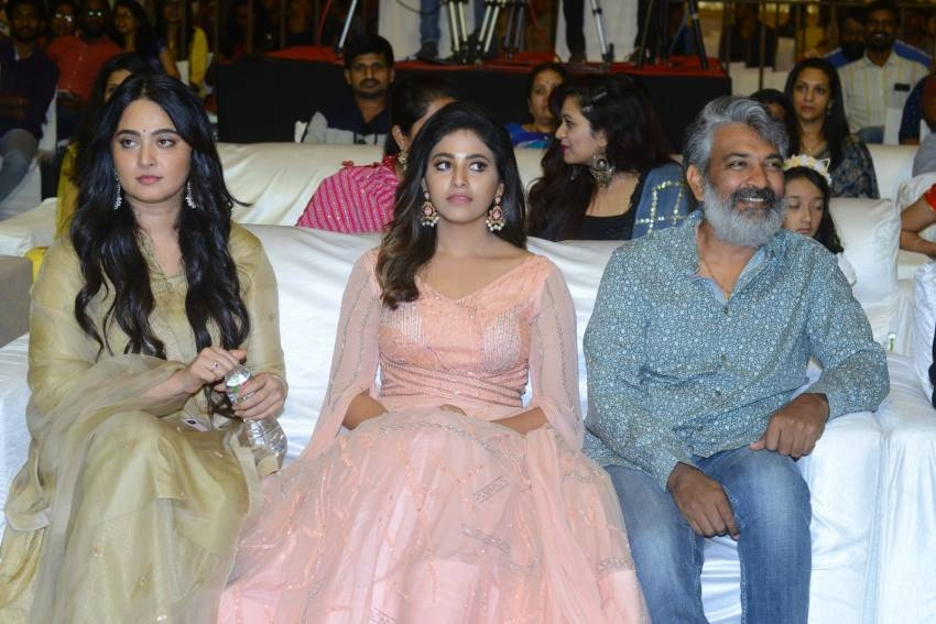 Anushka 15 Years Film Journey Celebrations Photos