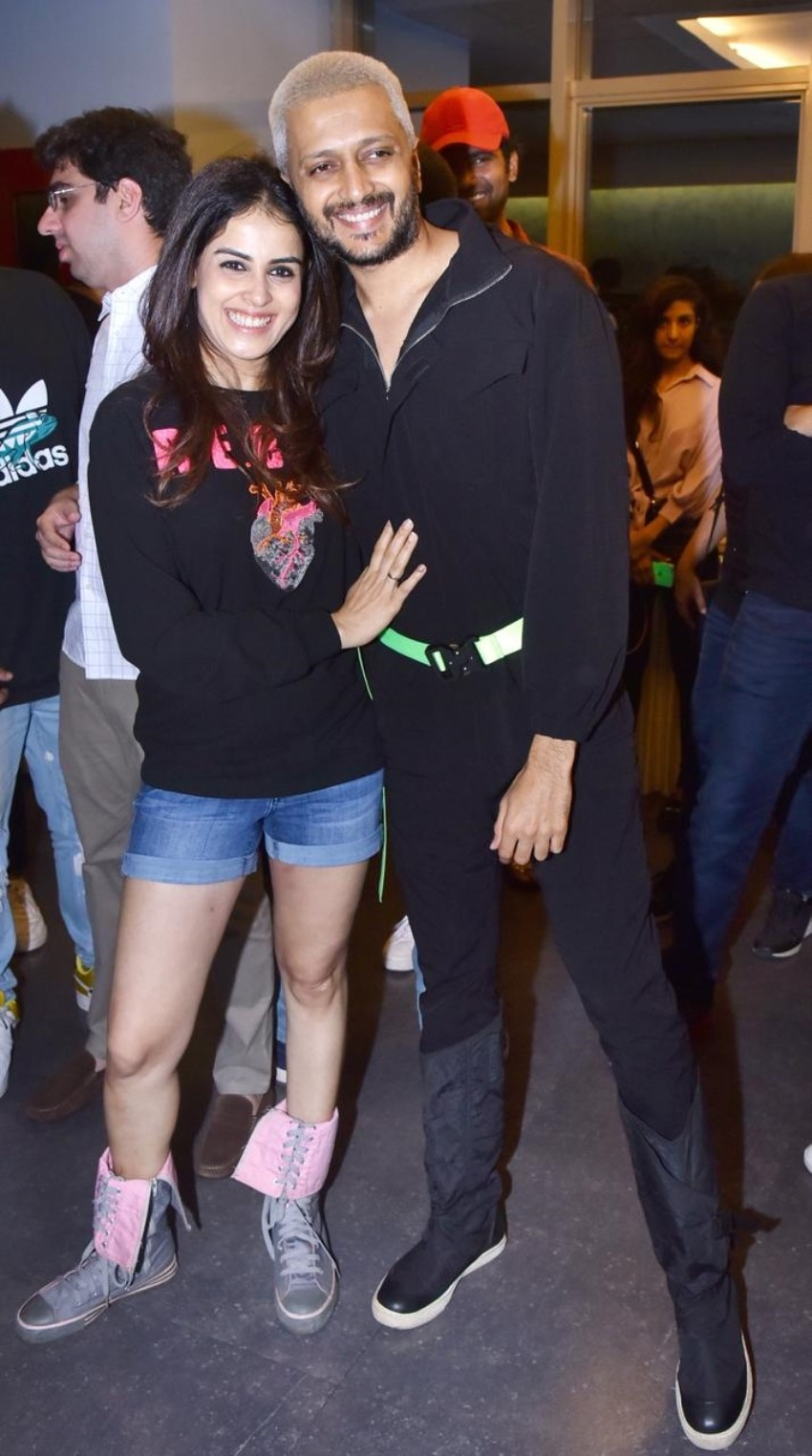 Baaghi 3 Movie Special Screening Photos