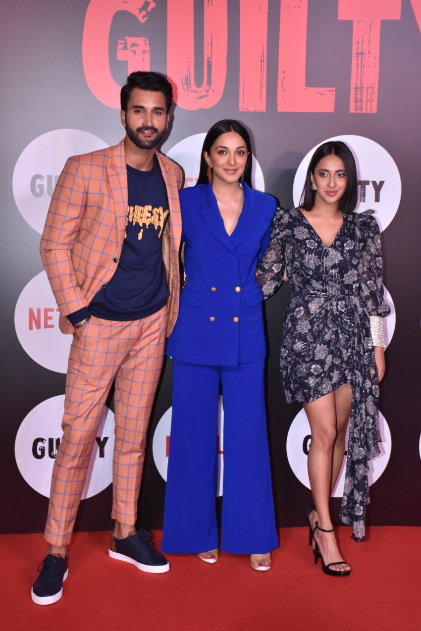Celebs at screening of Netflix's film Guilty Photos