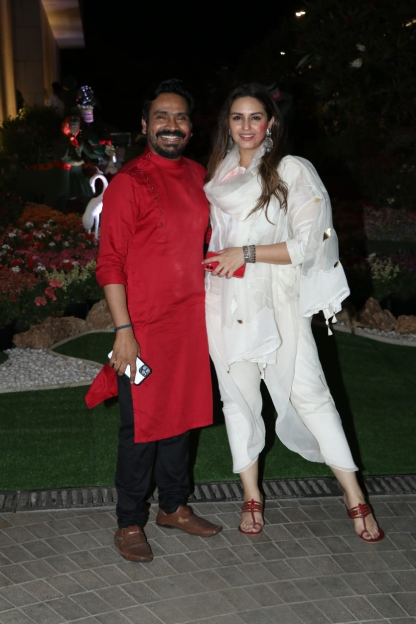 Isha Ambani's Holi Party Photos