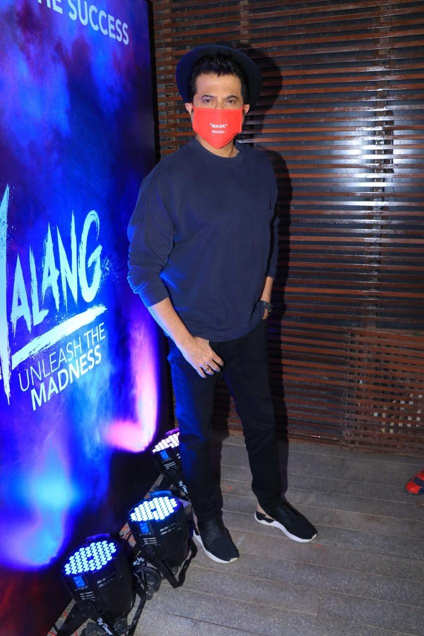 Malang Movie Success Party Photos