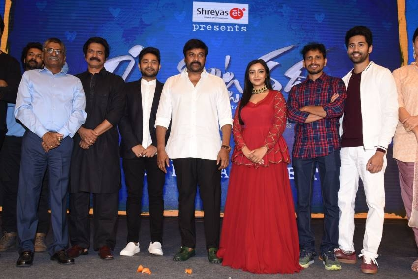 O Pitta Katha Movie Pre Release Event Photos