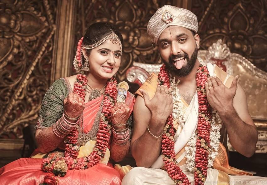 Radhika Rao And Aakarsh Wedding Photos