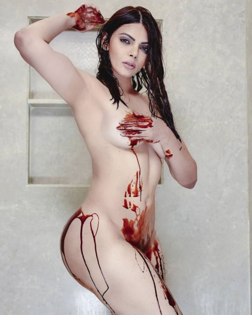 Sherlyn Chopra Pictures Shakes Up Internet Goes Viral Photos