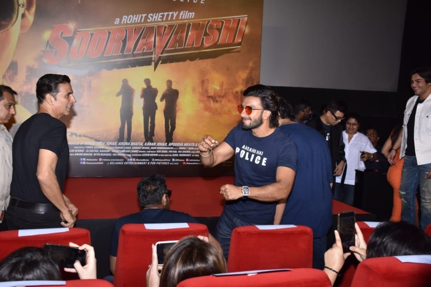 Sooryavanshi Trailer Launch Photos