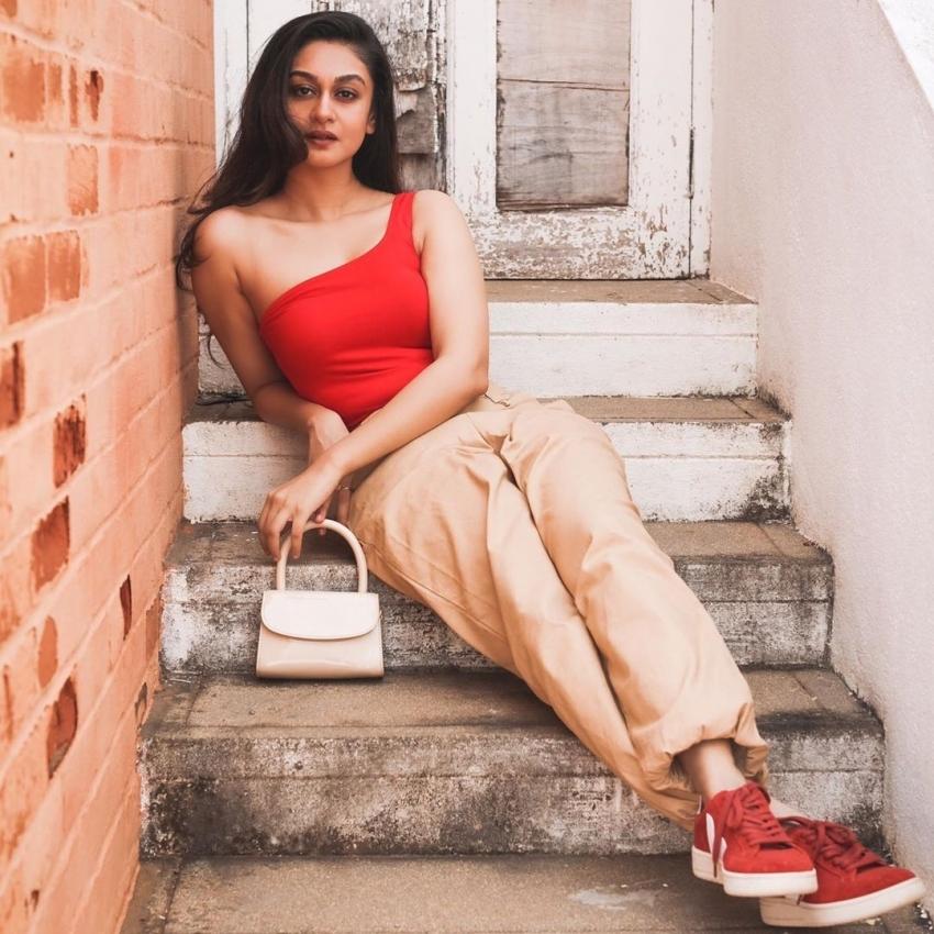 Aishwarya Arjun Photos