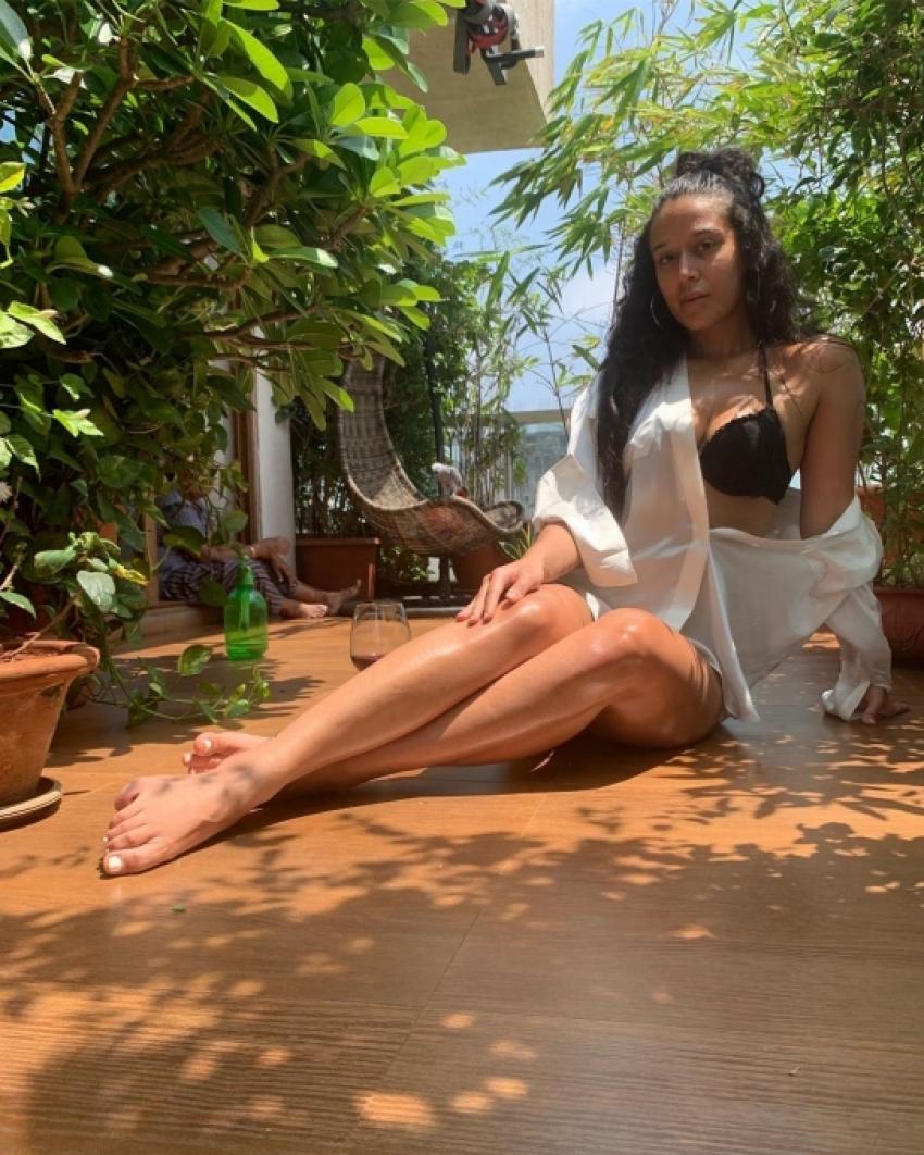 Krishna Shroff Next Fashionista Photos