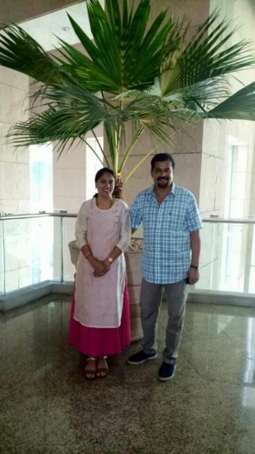 Muthappa Rai Unseen Photos