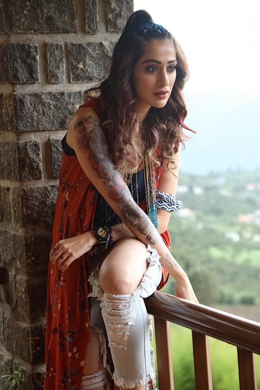 Raai Laxmi Photos
