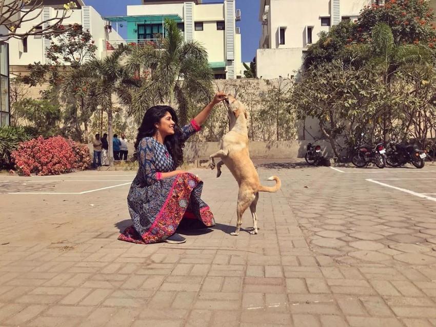 Samyukta Hornad Photos