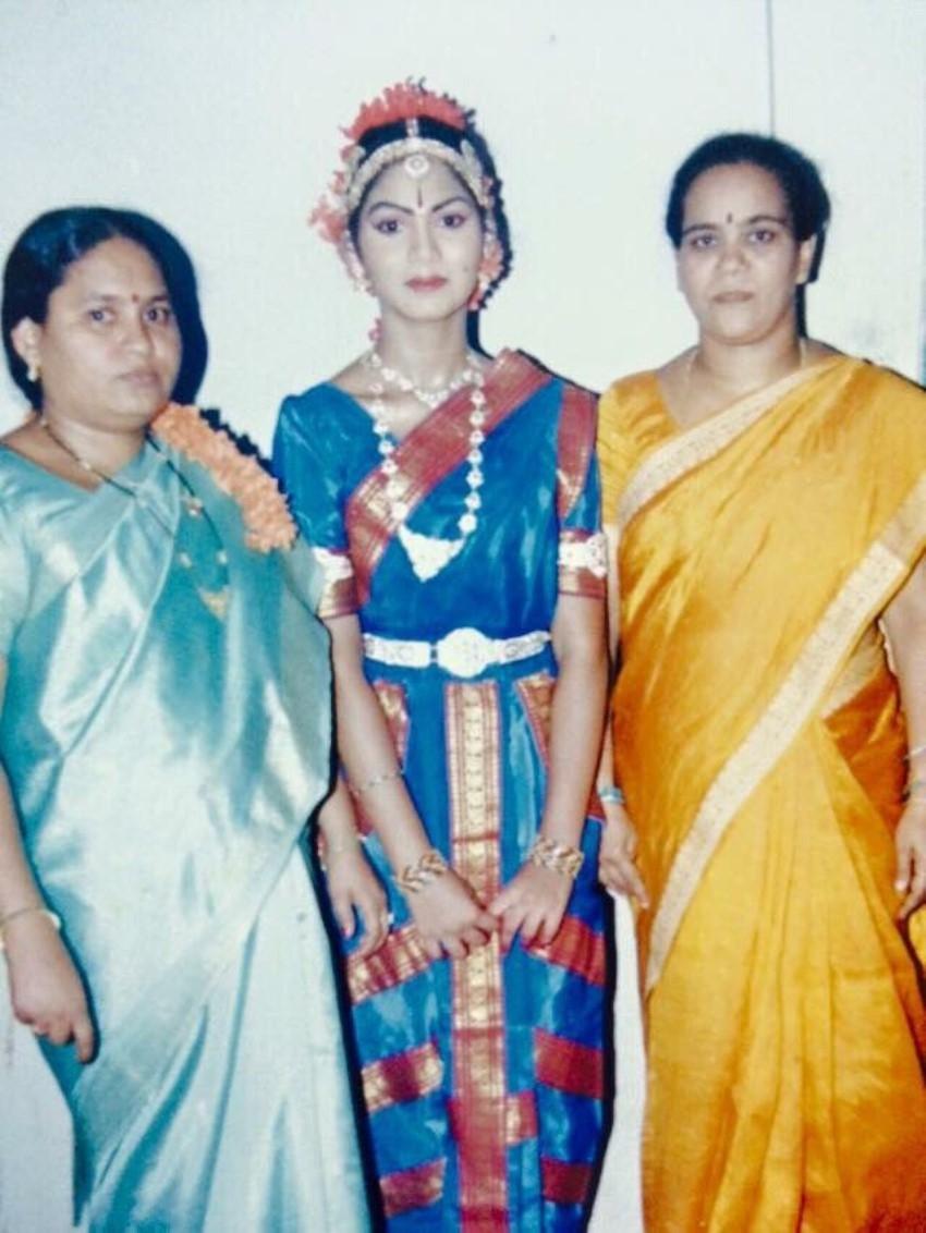 Shruti Bhumi Reddy Photos