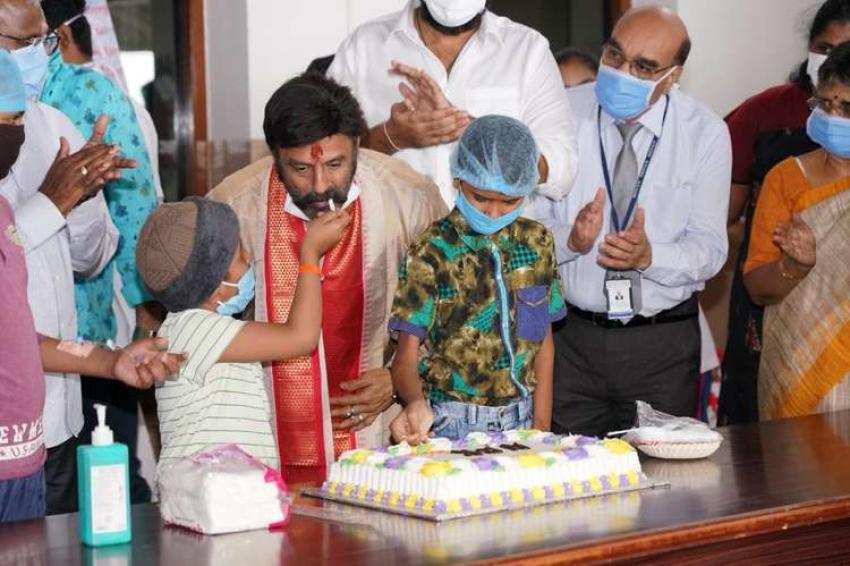 Indian Celebs Birthday Celebration Photos