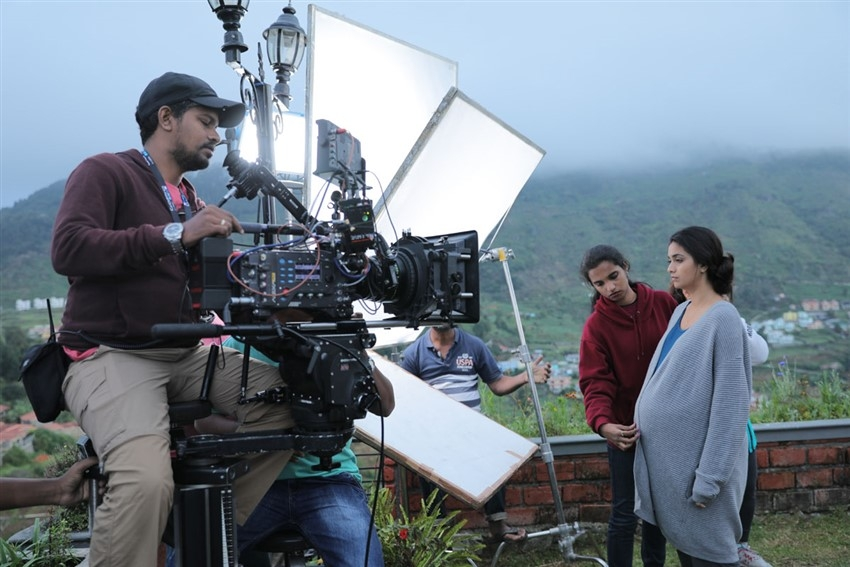 Penguin Movie Working Stills