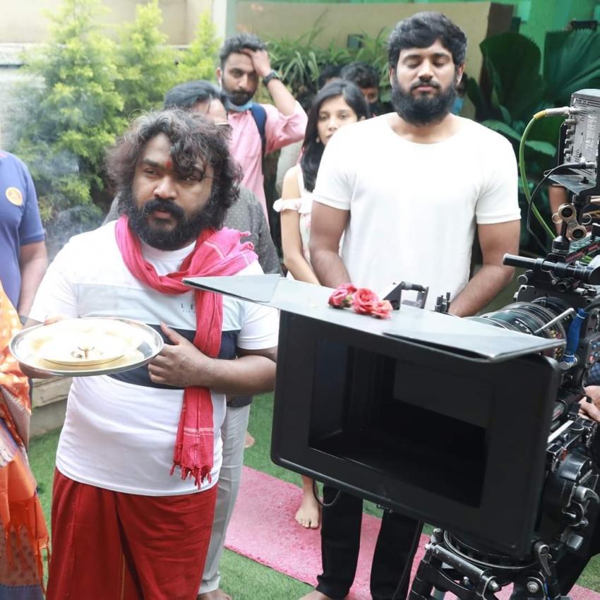 Srikrishna@gmail.com Movie Pooja Photos